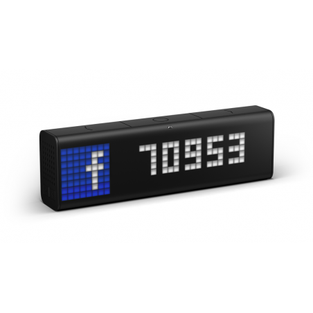 LaMetric - compteur de likes et notificateurs