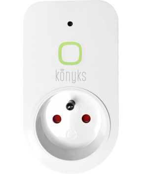 Konyk - Prise Priska+ Wifi blanche